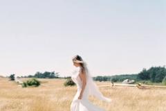 Custom ARIANA veil